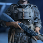 BFV Retribution Torso