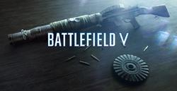 Battlefield V Lewis Gun Skin