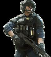 Law Enforcement Enforcer