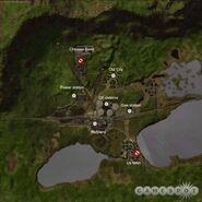 BF2 Daqing Oilfields 32 Players Map Alpha Screenshot