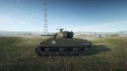 BFV Sherman Left