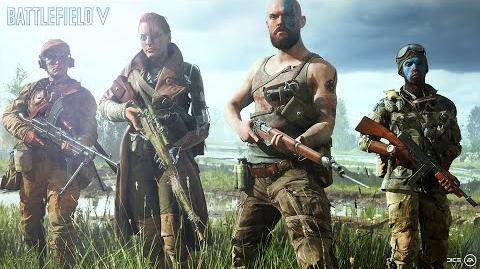 Battlefield 5 - Tráiler de presentación oficial