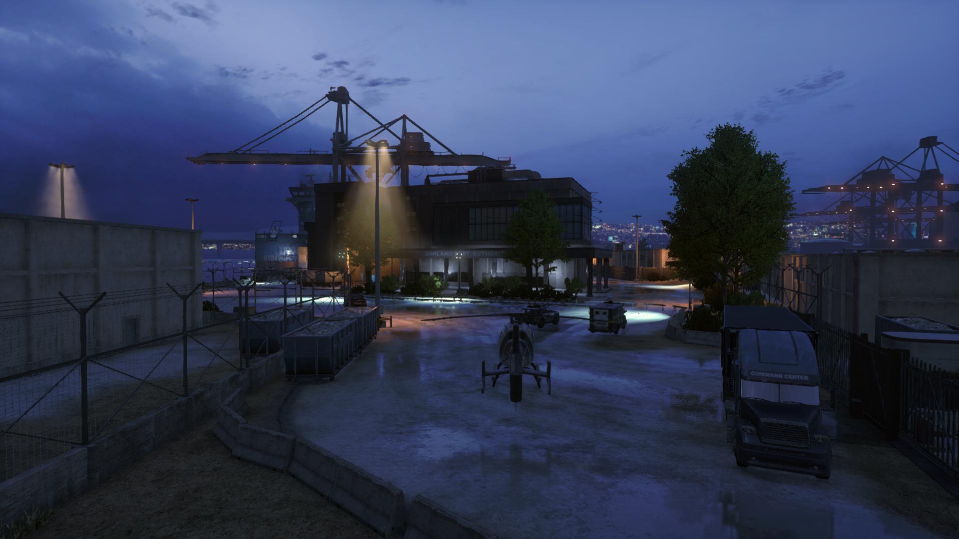 The Docks Battlefield Wiki
