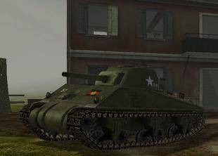 BF1942 SHERMAN CANADE