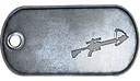 XBOW Scoped Proficiency Dog Tag