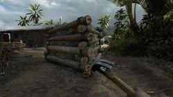 BFV Log Barrier