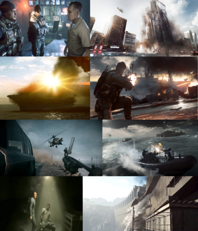 War of 2020 collage