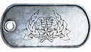 BF3 Co-Op SS5 Dog Tag