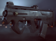 BF4 PDWR model