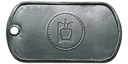 BF4 Road King Dog Tag