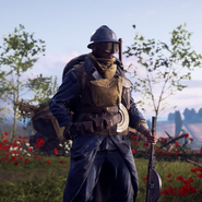 Battlefield 1 French Republic Support