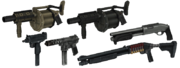 BFH Punk Weapons