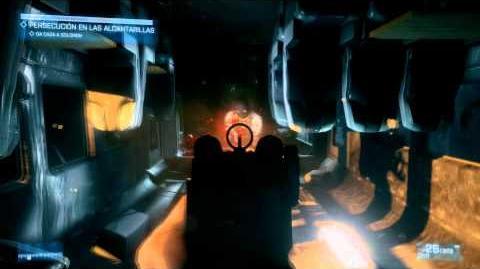 Battlefield 3 - Misión 12 Operación El Gran Destructor - Español - Walkthrough HD