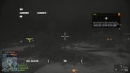 Battlefield 4 MAV First-Person View Screenshot