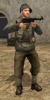 1942 RIA Medic