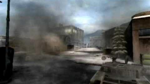Battlefield 2 Modern Combat - Tank Drivers Ed 101