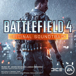 Battlefield 4 Original Soundtrack Cover