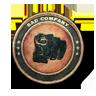 Bronze Avenger Patch