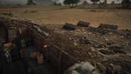 BF1 Livens Projector Front