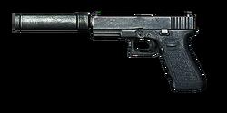 BF3 18 silenced Icon