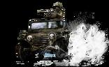 BFBC2 Vietnam U.S Jeep Render