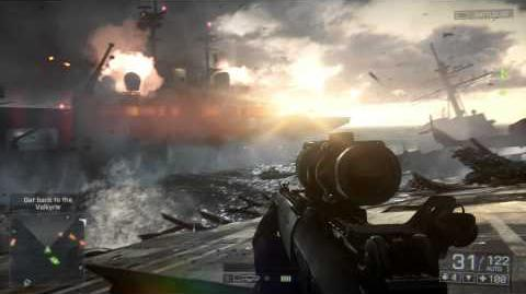 "Battlefield 4: ""Angry Sea"" E3 2013 Gameplay Trailer"