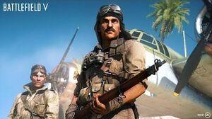Battlefield V - Elites - Norman Kingsley