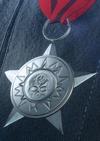Outstanding Marksmanship Medal