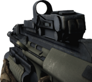 BFBC2 AUG Red Dot Sight