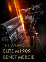 Elite M1909 Benet Mercie Codex Entry