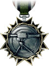 Stationary Emplacement Medal