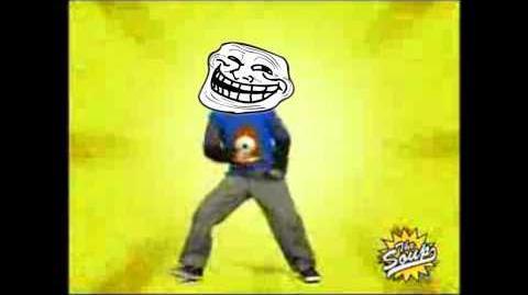 Trollface Dance