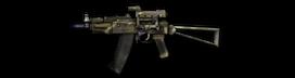BF2 AK-74U