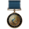 Explorer's Golden Globe Medal