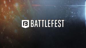 BF1 Battlefest Logo