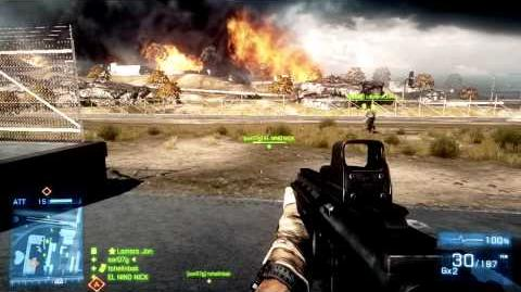 BF3 Specs Sprint and Flak