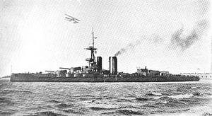 HMS Iron Duke