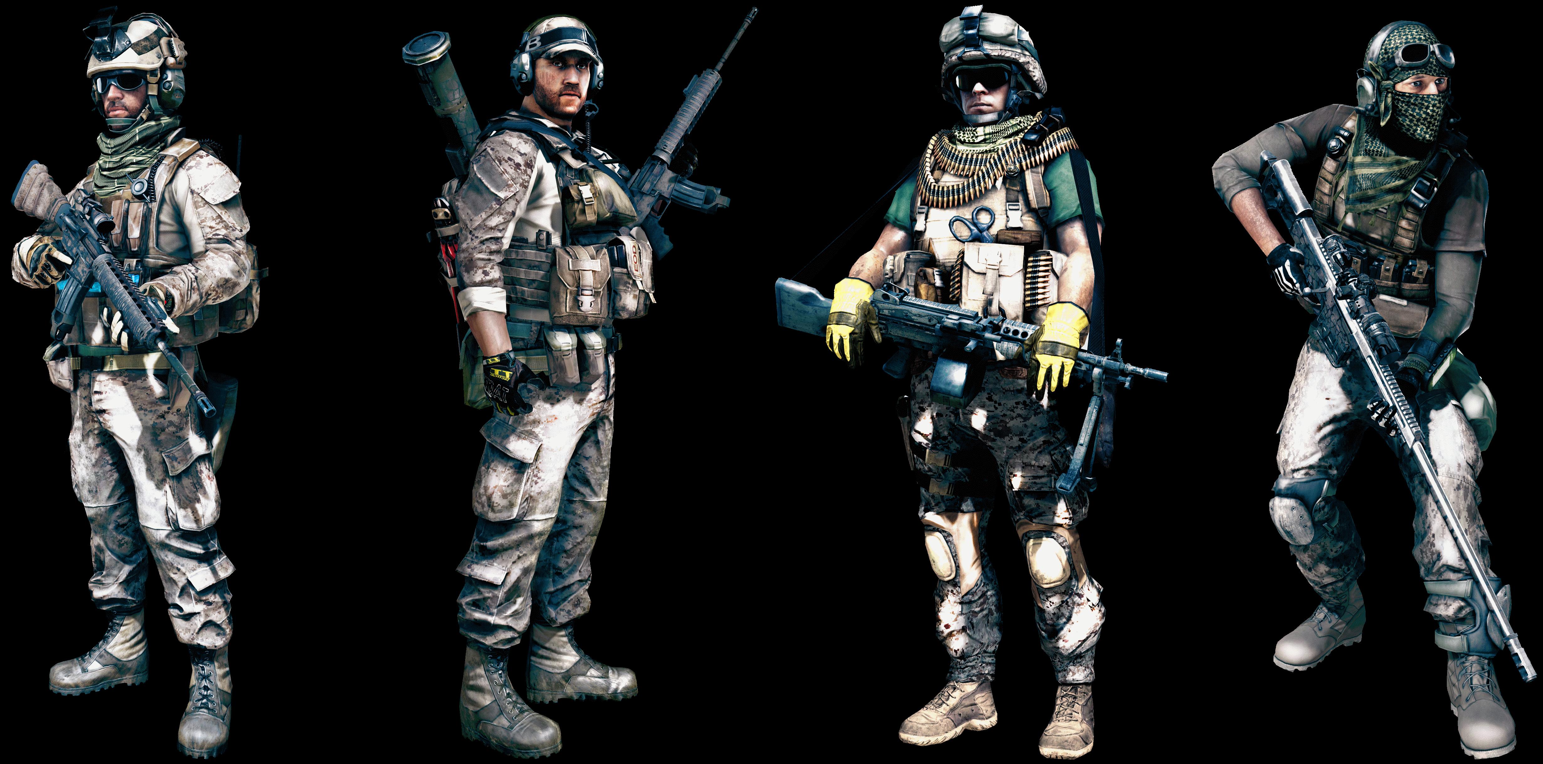 Battlefield 3multiplayer Battlefield Wiki Fandom Powered By Wikia