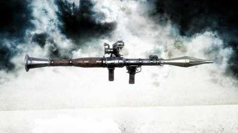 Battlefield Bad Company 2 - RPG-7 AT Sound