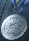 Logistics Service Cross Hamada Medal