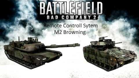 Battlefield Bad Company 2 - M2 Browning sound