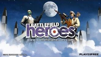 Battlefield Heroes - The Scientists have arrived!