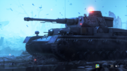 Battlefield V Open Beta Panzer IV 1