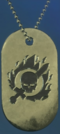 New BFV Firestorm Master Dog Tag