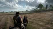 BF1 Horse Aiming