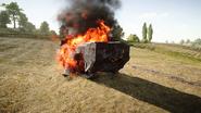 BF1 St Chamond Destroyed Back