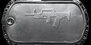 BF4 A-91 Master Dog Tag