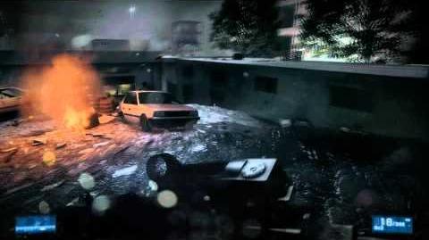 Battlefield 3 - Misión 3 Operación Alzamiento - Español - Walkthrough HD