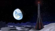 Lunar Landing National Rocket