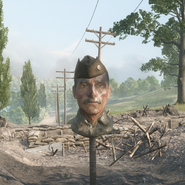 Battlefield 1 United States Sniper Decoy